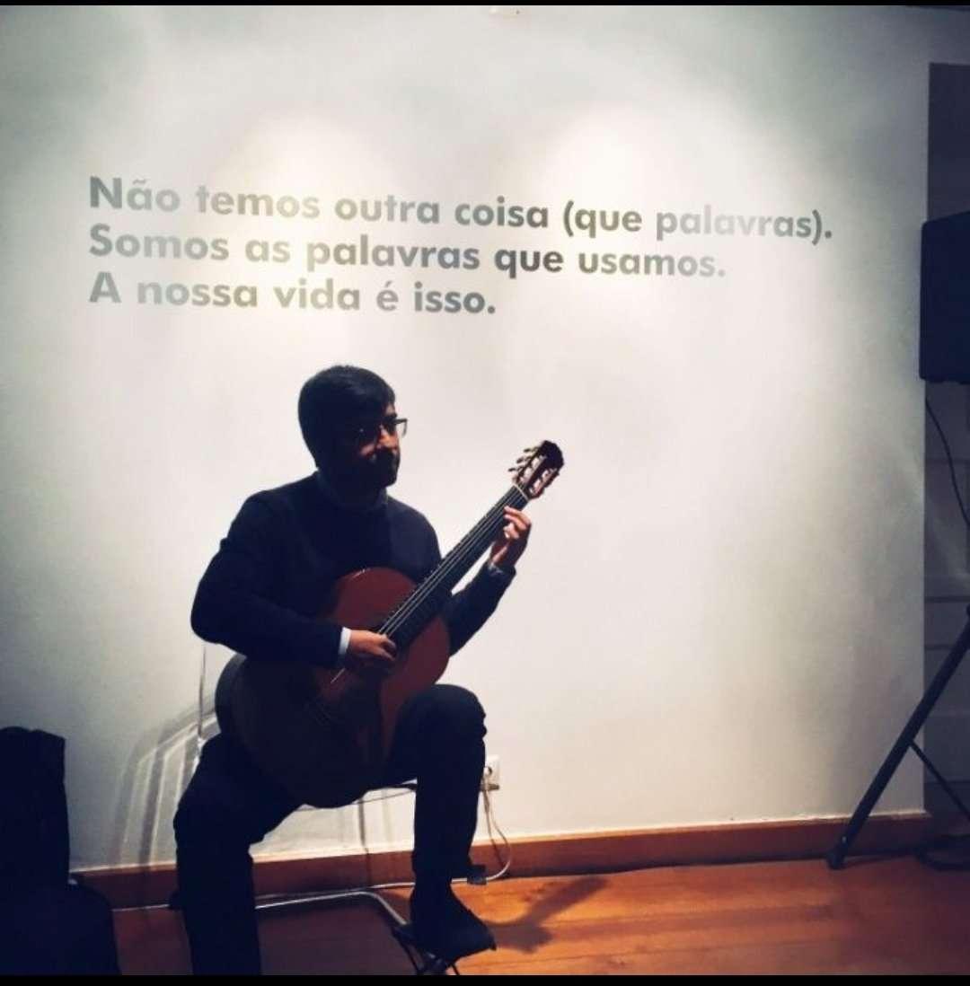 Alejandro Guitarra Classica